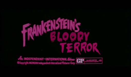 a.k.a. - Frankenstein's Bloody La Marca del Hombre lobo 1968 DVD review at Mondo Esoterica 510x301 Movie-index.com