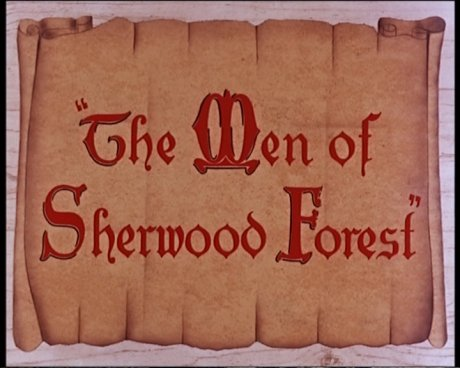 The Men of Sherwood Forest movie
